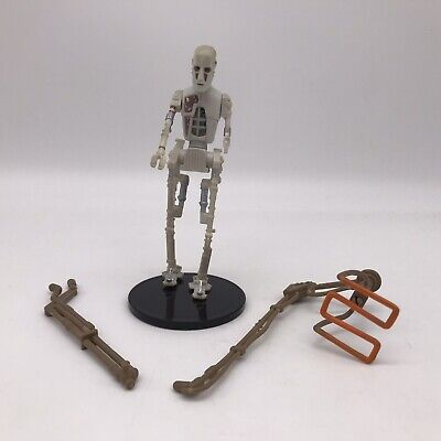 """Star Wars 8d8 Torture Droid Kenner 3.75"""" Action Figure Droid Branding Device"""