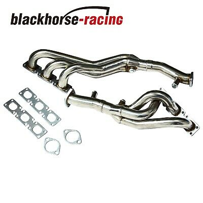 For BMW E46 E39 Z4 2.5L 2.8L 3.0L L6 01-06 Performance Exhaust Manifold Headers