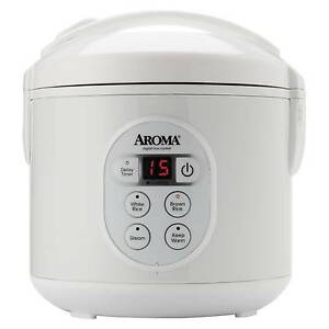 how to cook rice in aroma rice cooker