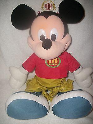 (Disney Mickey Mouse Super Large Plush Doll)