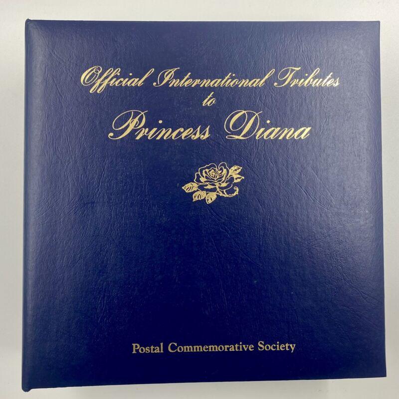Princess Diana Postal Commemorative Society's Official International Tributes