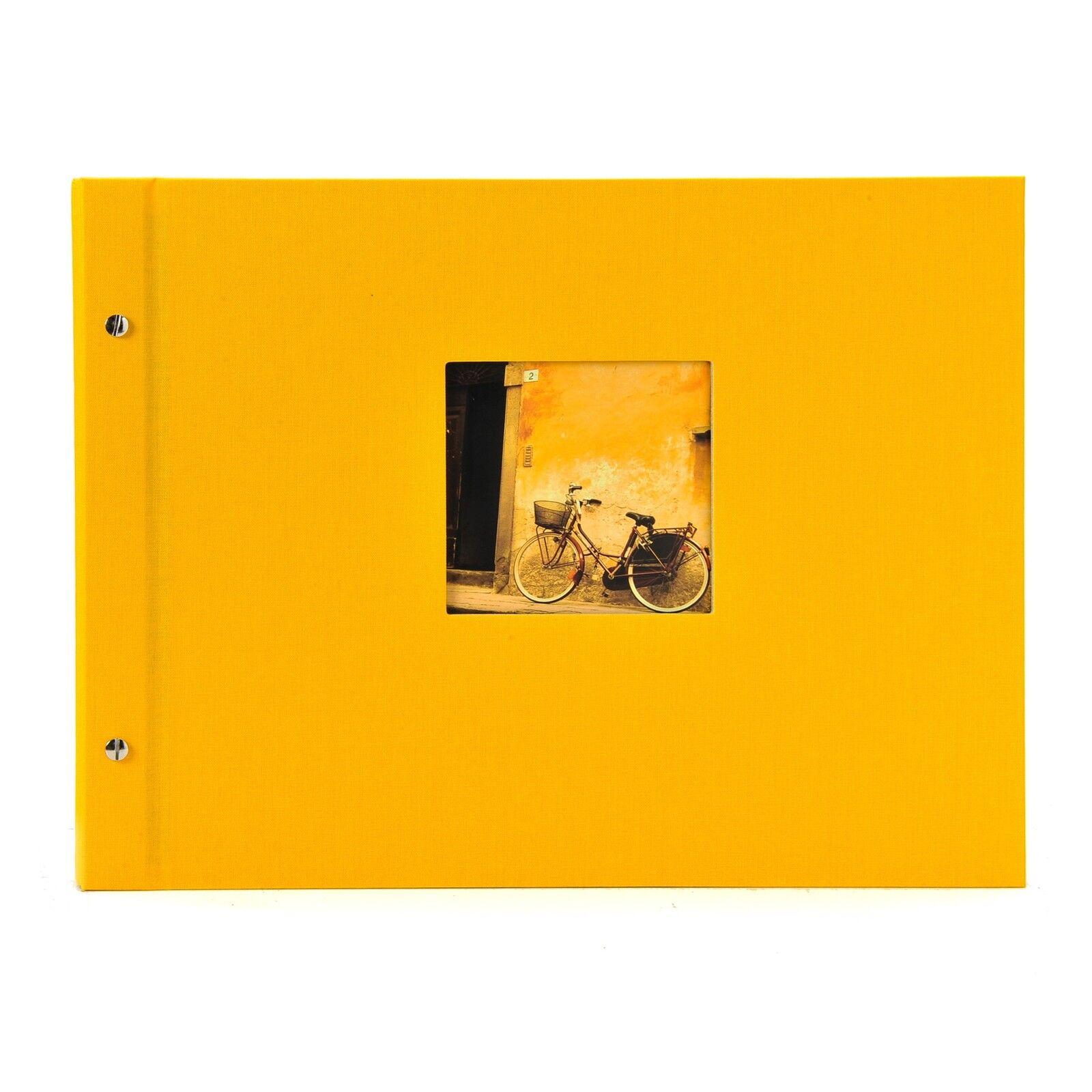 Schraubalbum Bella Vista 39x31 cm sortiert