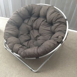 Really comfortable Freedom large lounging chair