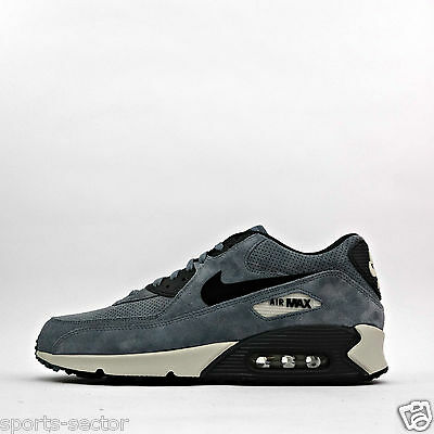 Nike Air Max 90 Blau Wildleder
