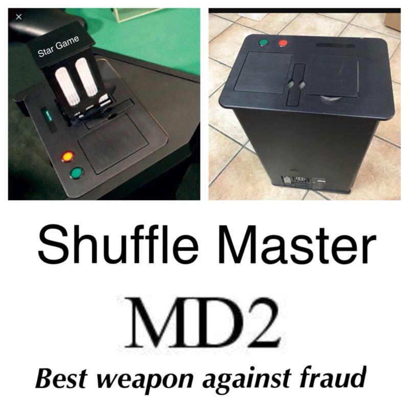 MD2  Profesional Card Shuffler
