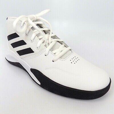 Adidas Own The Game Basketball Kids Shoes Size 7 EU 40 AL6602