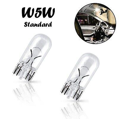 2x W5W 12V W2.1x9x5d Jurmann Standard Innenbeleuchtung Ersatz Halogen Auto Lampe