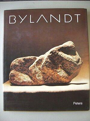 Bylandt Vision in Stein 1981 Bildhauer Widmung /  signiert Bylandt-Rheydt