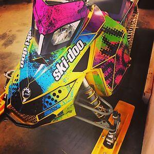 Ski doo Rev Xp 600 2009