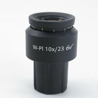 Carl Zeiss W-pl 10x23 30mm Focusable Microscope Eyepiece - 1016-758