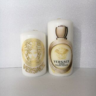 Versace Gold inspired Candle Set