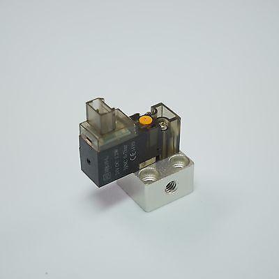 Miniature Pneumatic 32 Way Electric Control Solenoid Valve Dc24v