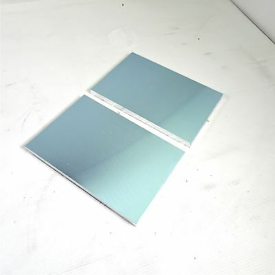 .5 Thick 12 Precision Cast Aluminum Plate 6x 8.875 Long Qty 2 Sku122280