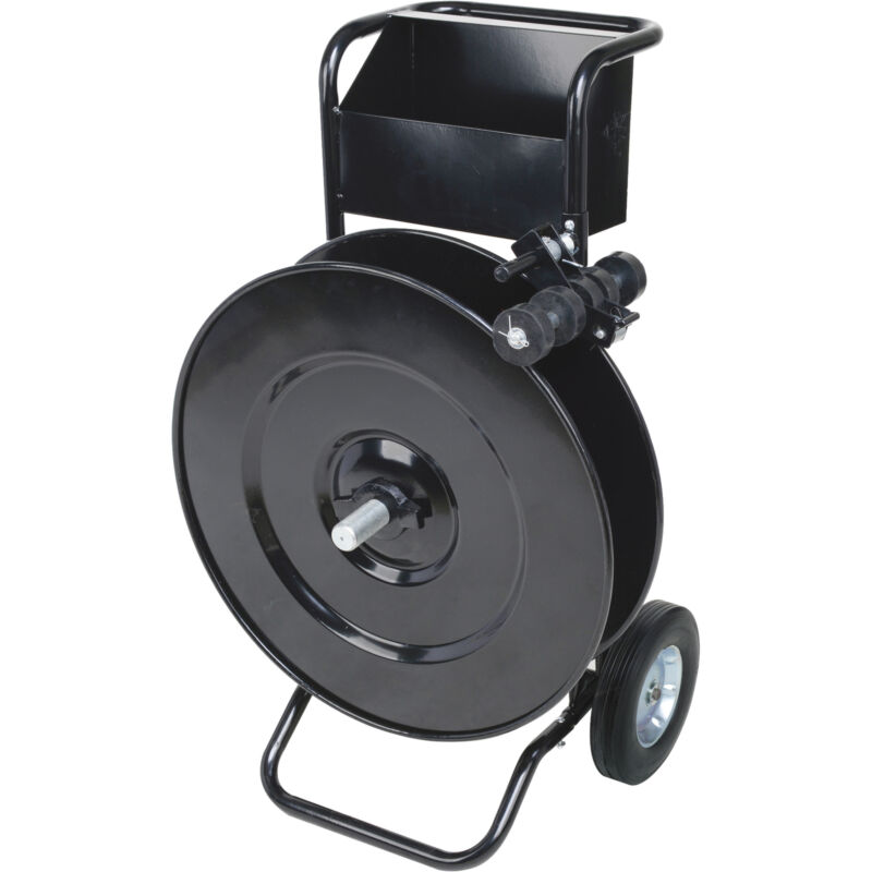 Strongway Poly and Steel Strapping Cart
