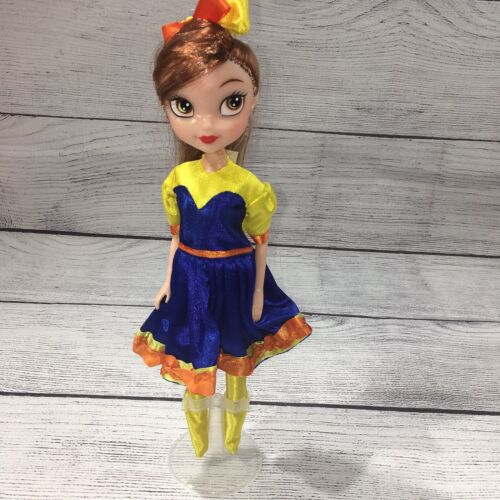 Bely Plastic Display Doll Unbranded Made In Mexico From Bely Y Beto Show 12  - $39.99