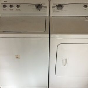 Kenmore 500 Series Washer and Dryer