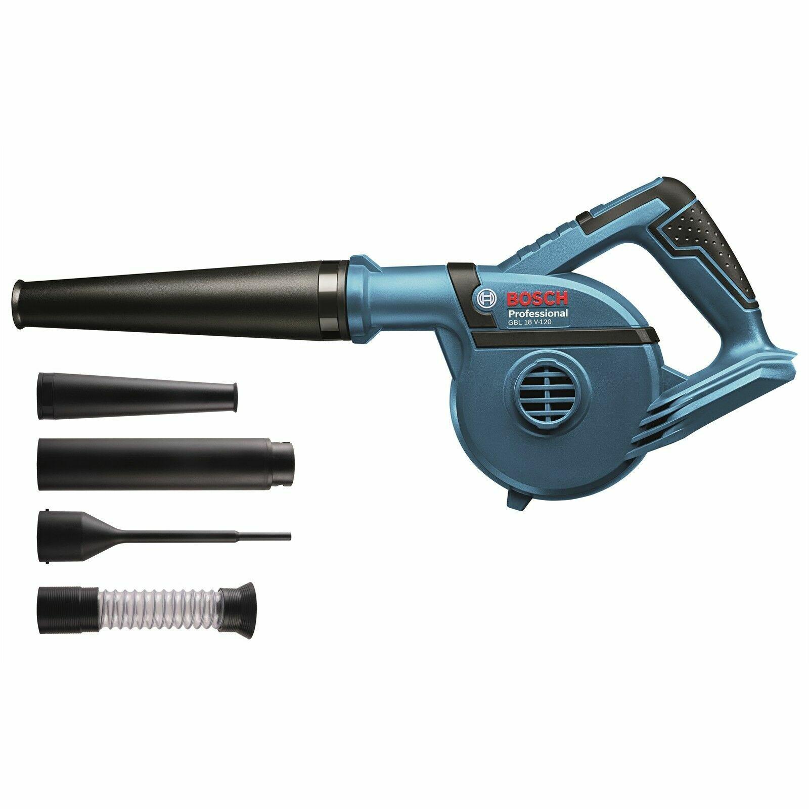 Bosch Blue GBL 18V-120 Professional Blower - Skin Only