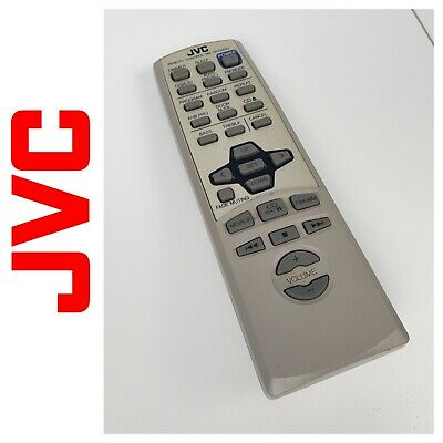JVC RM-SFSSD9J CD Home Audio Remote Control OEM - Genuine Jvc Home Audio