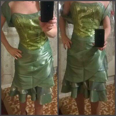 Kleid-Kostüme für Fest aus Drei Teile, 38, - Kostüm Für Drei