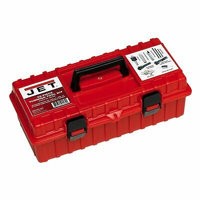 Jet 660200 22 Piece Turning Tool Kit For 13 And 14 Lathes