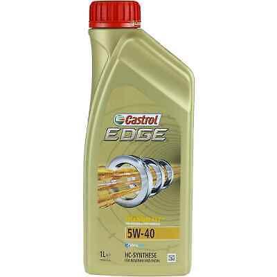 1 Liter Original Castrol Motoröl EDGE 5W-40 Motorenöl Engine Oil comprar usado  Enviando para Brazil