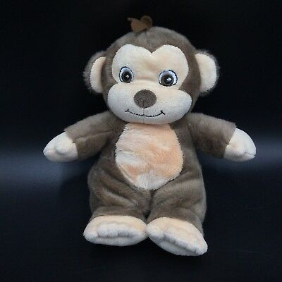 "Garanimals 8"" Baby Monkey Lovey Plush Style 82497 Stuffed Animal Toy 2010"