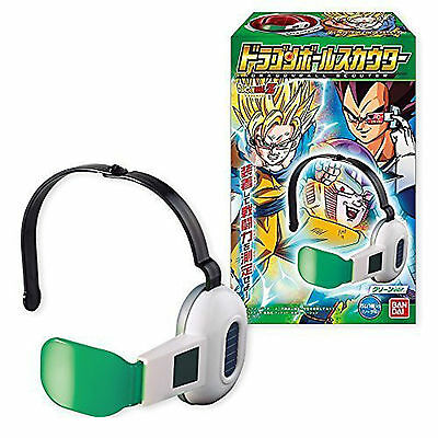 Bandai Dragon Ball Z Saiyan Scouter Green Lens  New Toys Dbz Cosplay Anime