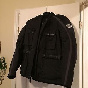 Woman's motorcycle jacket