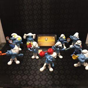 Figurine Schtroumpfs (11) / Smurf Figure (11)