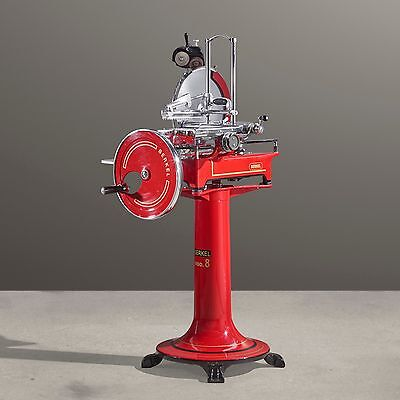 Berkel Flywheel Hand Crank Slicer Volano - Model 8 - Fully Restored