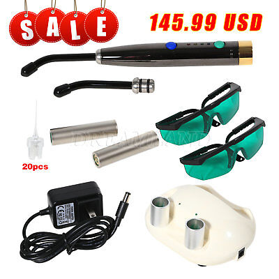 Fda Dental Heal Laser Diode Rechargeable Hand-held Pain Relief Device 1set Usa-a