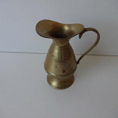 Chalice Brass Mug Approx. 12 CM