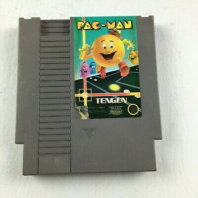 PAC-MAN (TENGEN) NES NINTENDO
