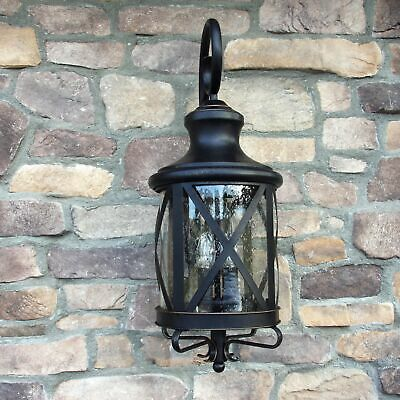 AA Warehousing Taysom 3 Light Exterior light in Oil Rubbed Bronze