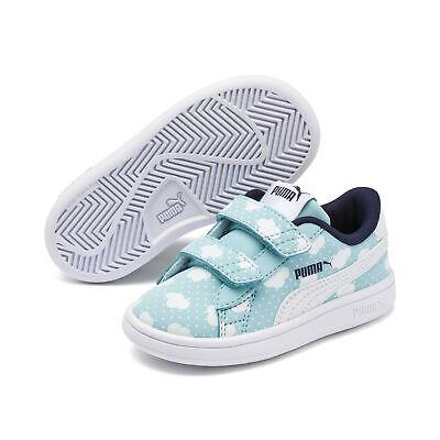 PUMA Infant Girl's Smash v2 Shoes
