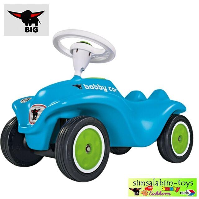BIG 56171 - NEW Bobby Car RB3 Blau mit Flüsterräder bobbycar Kinderrutscher NEU