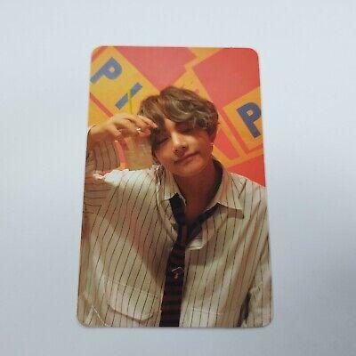 BTS 5th Mini Love yourself V official photocard KPOP Bangtan boys Taehyung E ver