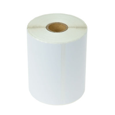 20 Rolls Label 4x6 Direct Thermal Shipping 5000 Labels Zebra Eltron Zp450 2844