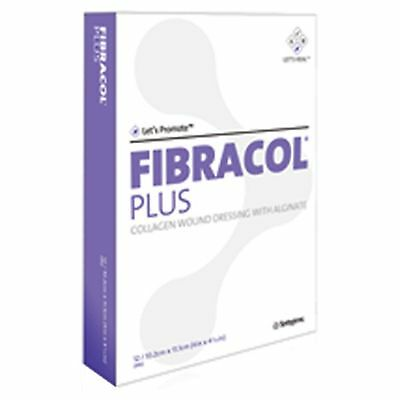 - Fibracol Plus Collagen Wound Dressing w/ Alginate 3/8