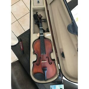Fully equipped enrico custom 3/4 Violin set