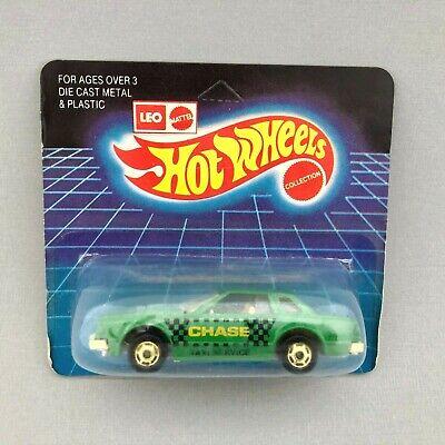 1992 Leo India Hot Wheels '81 Datsun 200 SX Chase Taxi Cab MOC