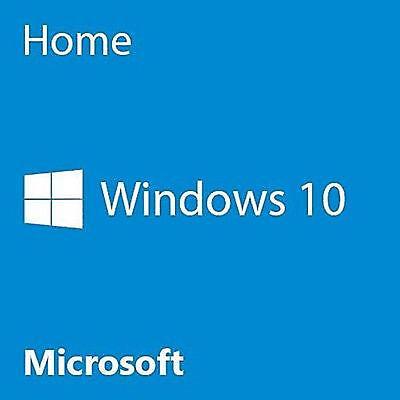 WINDOWS 10 HOME 32/64 BIT GENUINE LICENSE KEY PRODUCT CODE