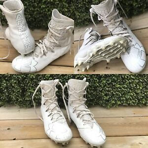 Football Cleats ~ Under Armour Highlight MC ~Sz 9