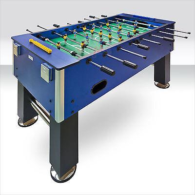 """Dema Tischfußball """"Edition blue"""" (70128)"""