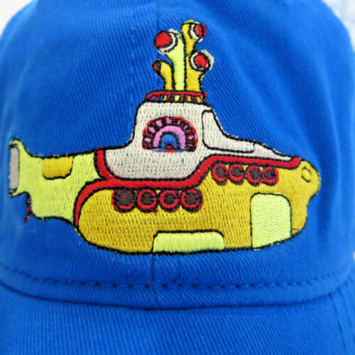 Beatles Yellow Submarine Licensed Hat Cap Adjust. Strap mid-size fits most New!