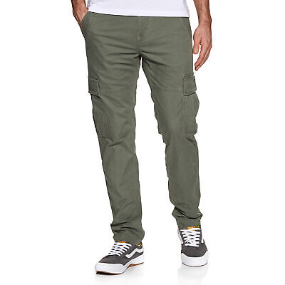 Superdry Core Mens Pants Cargo - Draft Olive All Sizes