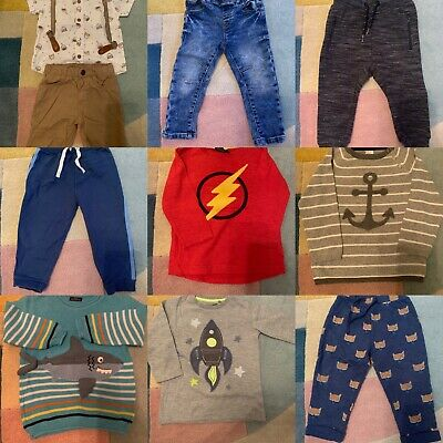 Baby Boys Clothes 12-18 Months - Create Your Own Bundle