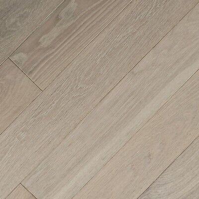 "5"" Brushed French Oak Kolsch Engineered Floating Wood Flooring Plank Sample, used for sale  Minneapolis"