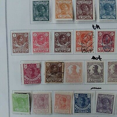 78# Papua And New Guinea Stamps MWH 1907-1920