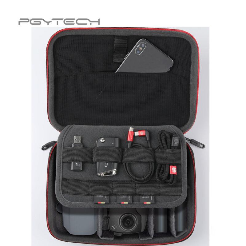 PGYTECH Drone Carrying Case For DJI Mavic Mini 2/Mavic Mini Gopro 9 EVA Hard Bag